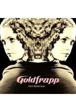 (LP) Goldfrapp - Felt Mountain (white vinyl/import)