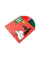 (LP) Mndsgn & Ahwlee - A Rap Vacation X-Mas (red/green vinyl)
