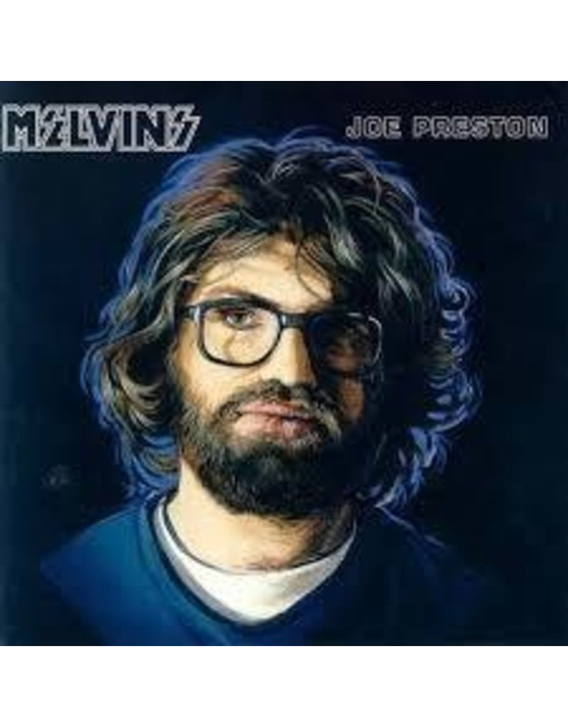 (LP) Melvins - Joe Preston (DIS)