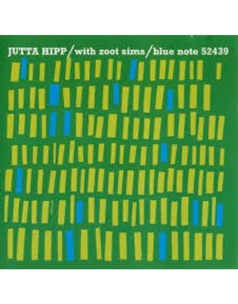 (LP) Hipp, Jutta - With Zoot Sims