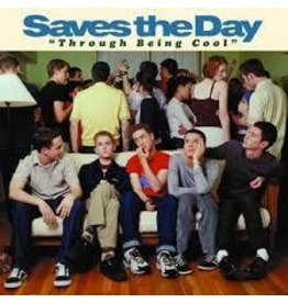 (LP) Saves The Day - Through Being Cool (2021 Repress)