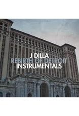 (LP) J Dilla - Rebirth of Detroit Instrumentals (2LP)