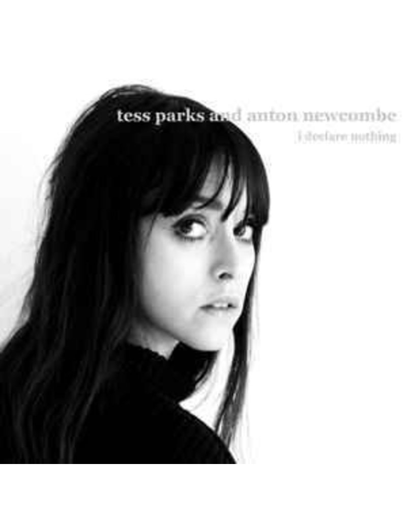 (LP) Parks, Tess & Anton Newcombe - I Declare Nothing