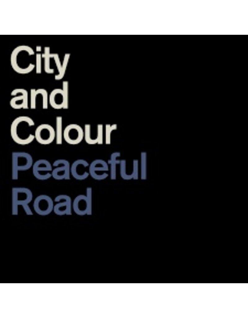 "(LP) City And Colour - Peaceful Road/Rain (12"" Single)"