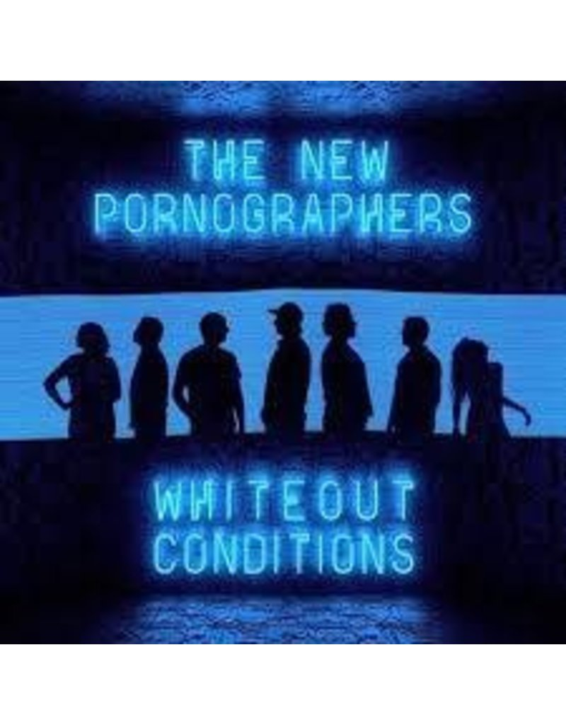 (LP) New Pornographers - Whiteout Conditions (DIS)