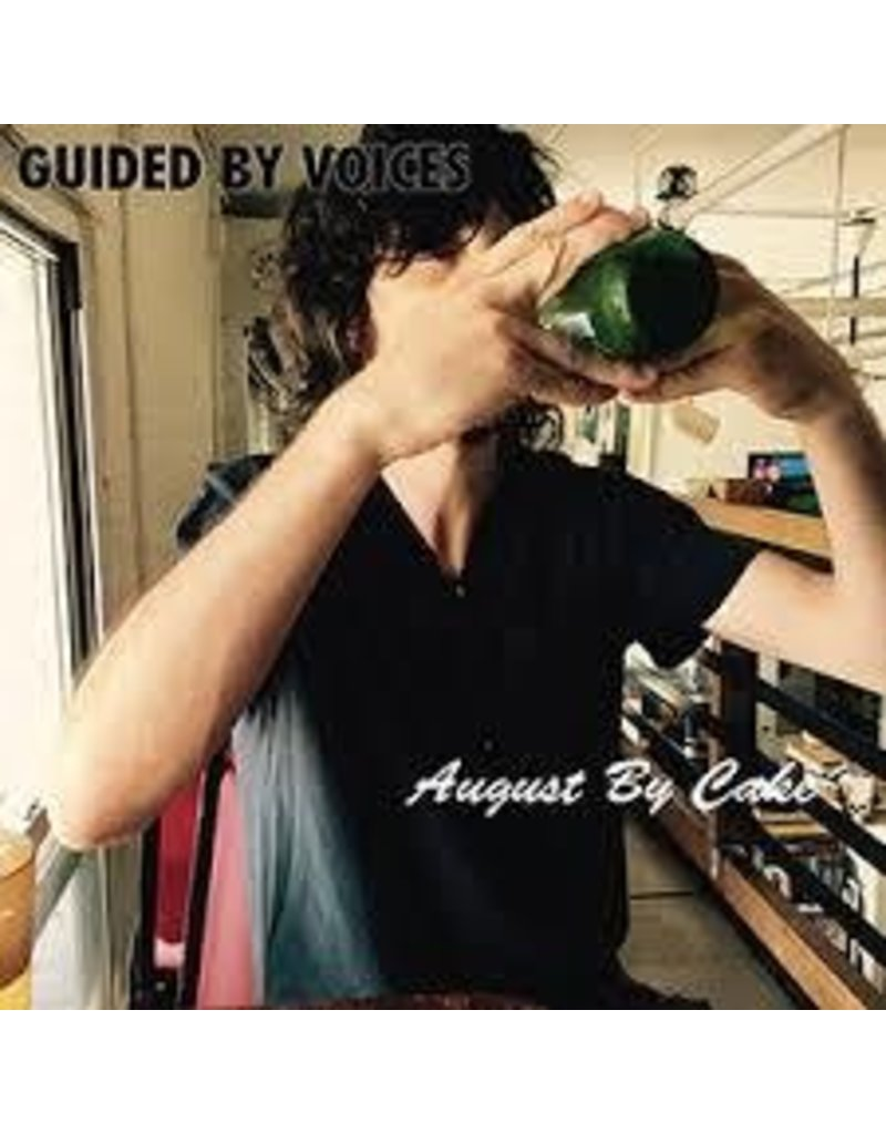 (LP) Guided By Voices - August By Cake (DIS)