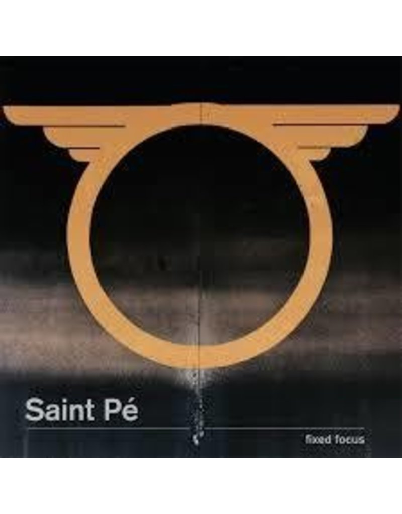 (CD) Saint Pe - Fixed Focus (Black Lips Guitarist)