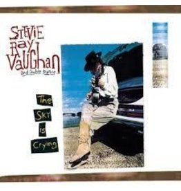 (LP) Stevie Ray Vaughan - Sky Is Crying