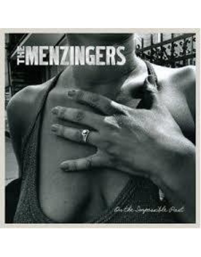 (LP) Menzingers - On The Impossible Past (w/CD) (DIS)