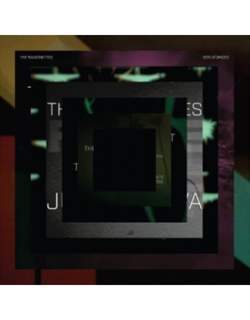 (LP) Raveonettes - 2016 Atomized (Ltd/Dlx)