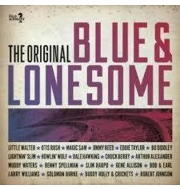 (LP) Various - The Original Blue and Lonesome