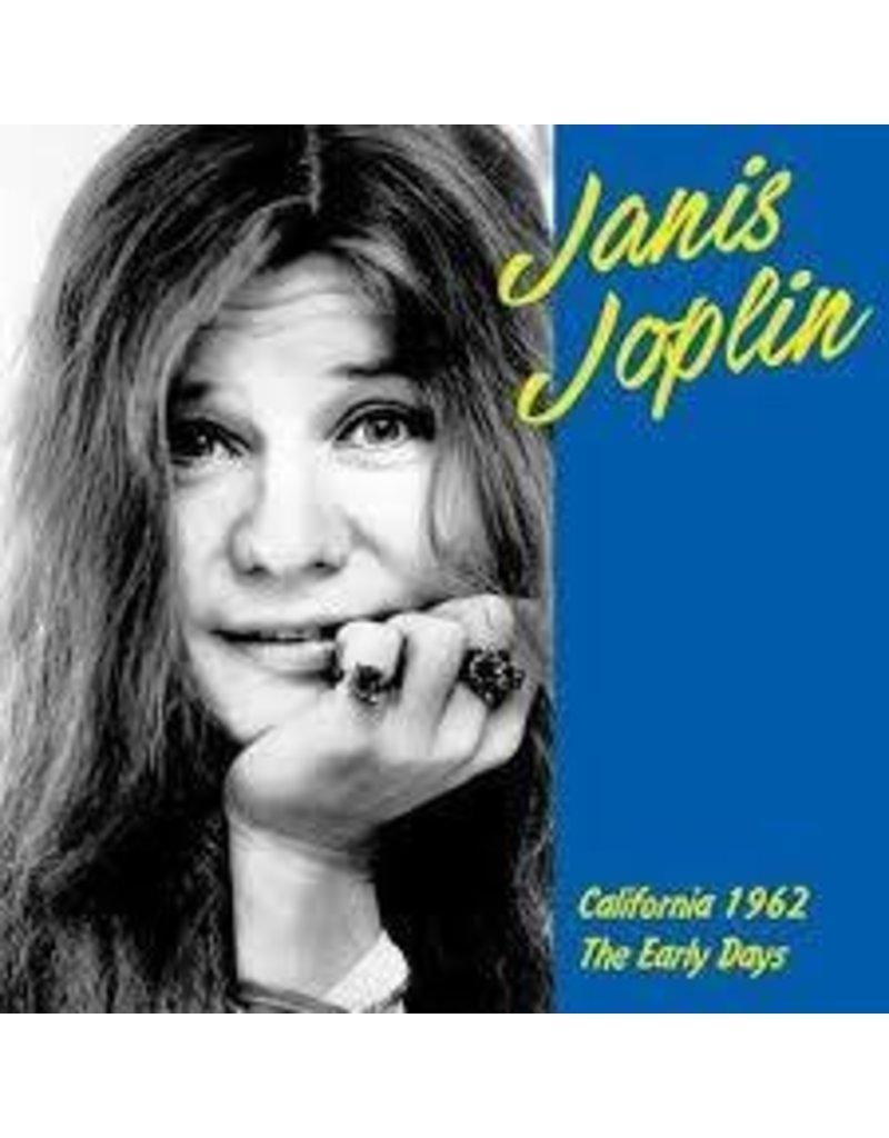 (LP) Joplin, Janis - California 1962: Early Years (DIS)