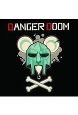 (LP) Danger Doom - The Mouse and the Mask: Official Metalface Version (3LP)