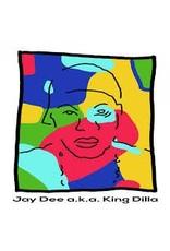 (LP) J Dilla - Jay Dee AKA King Dilla (DIS)