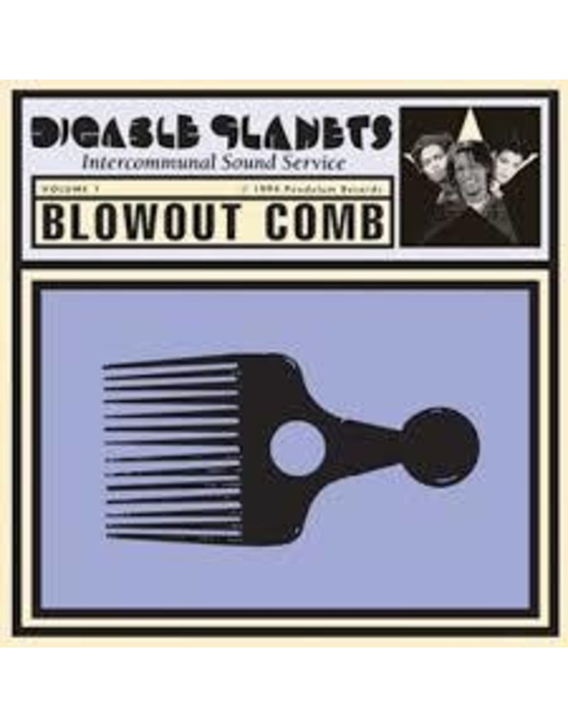 (LP) Digable Planets - Blowout Comb (2LP) (DIS)