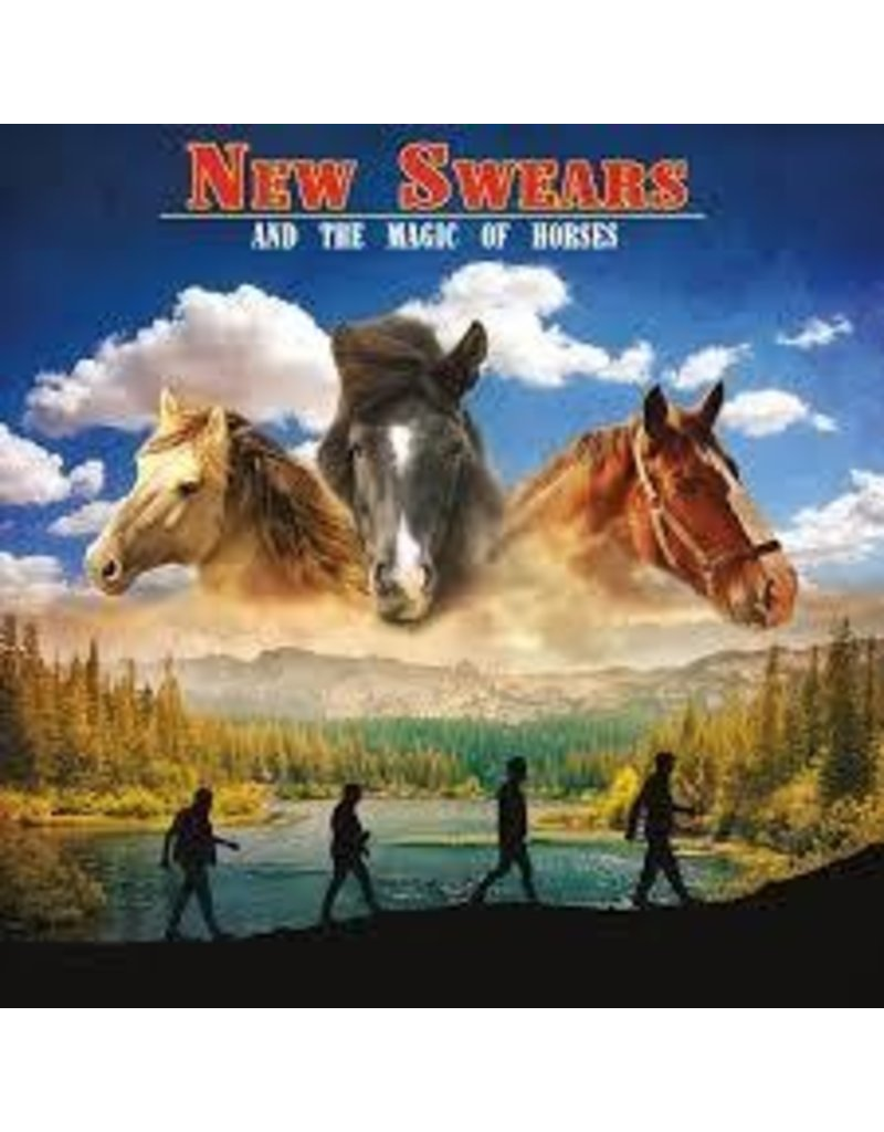(CD) New Swears - And The Magic Of Horses