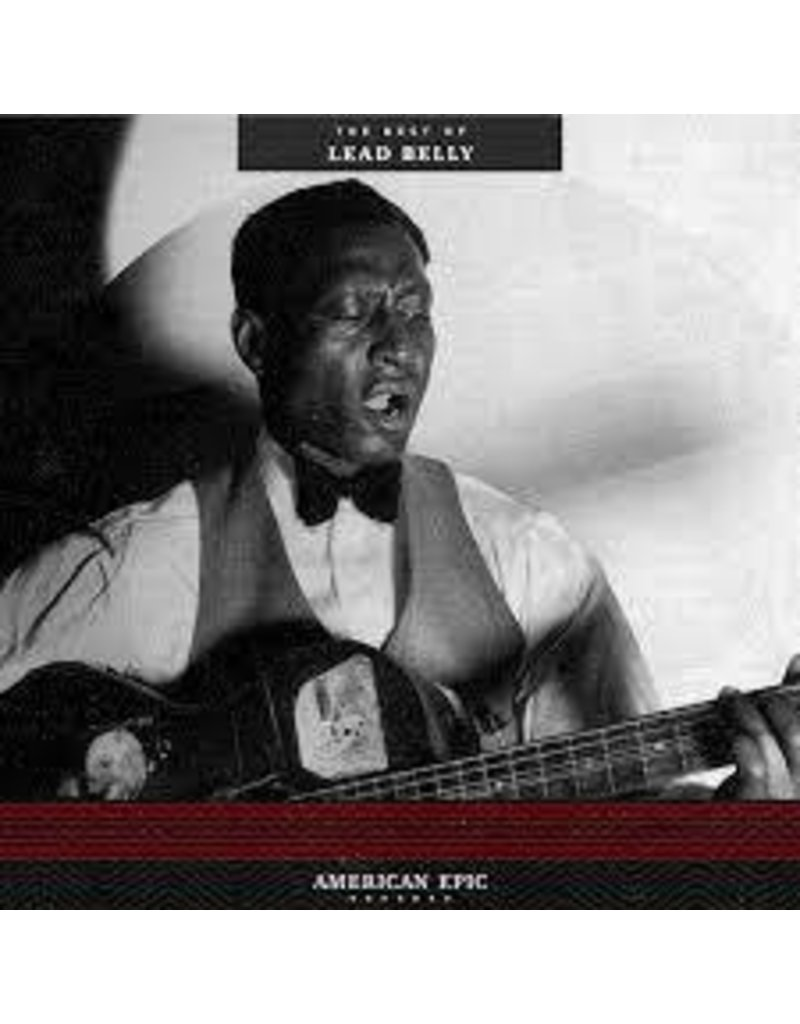 (LP) Lead Belly - American Epic: the best of