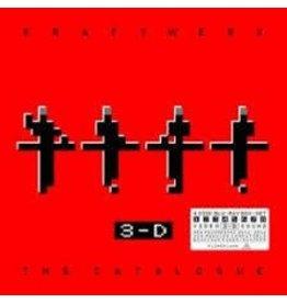 (LP) Kraftwerk - 3D: Catalogue (180g)