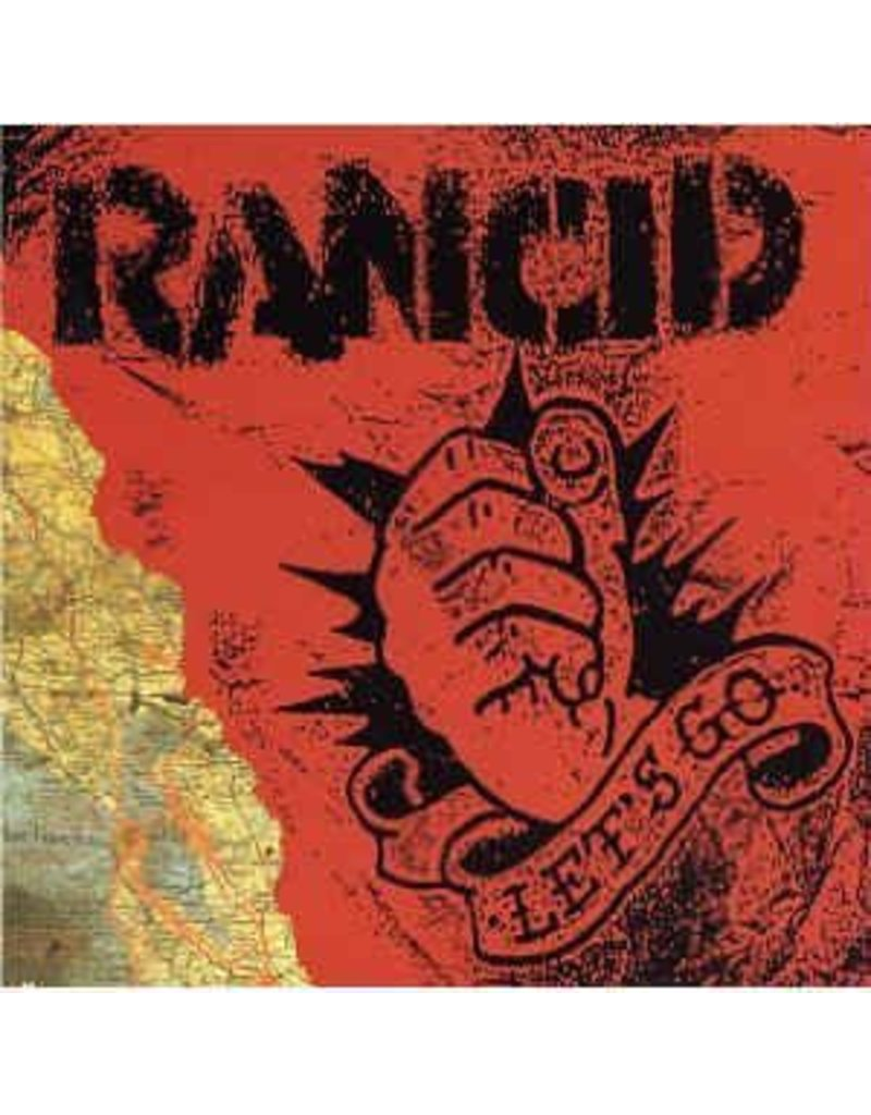"(LP) Rancid - Let's Go! (2x10"")"
