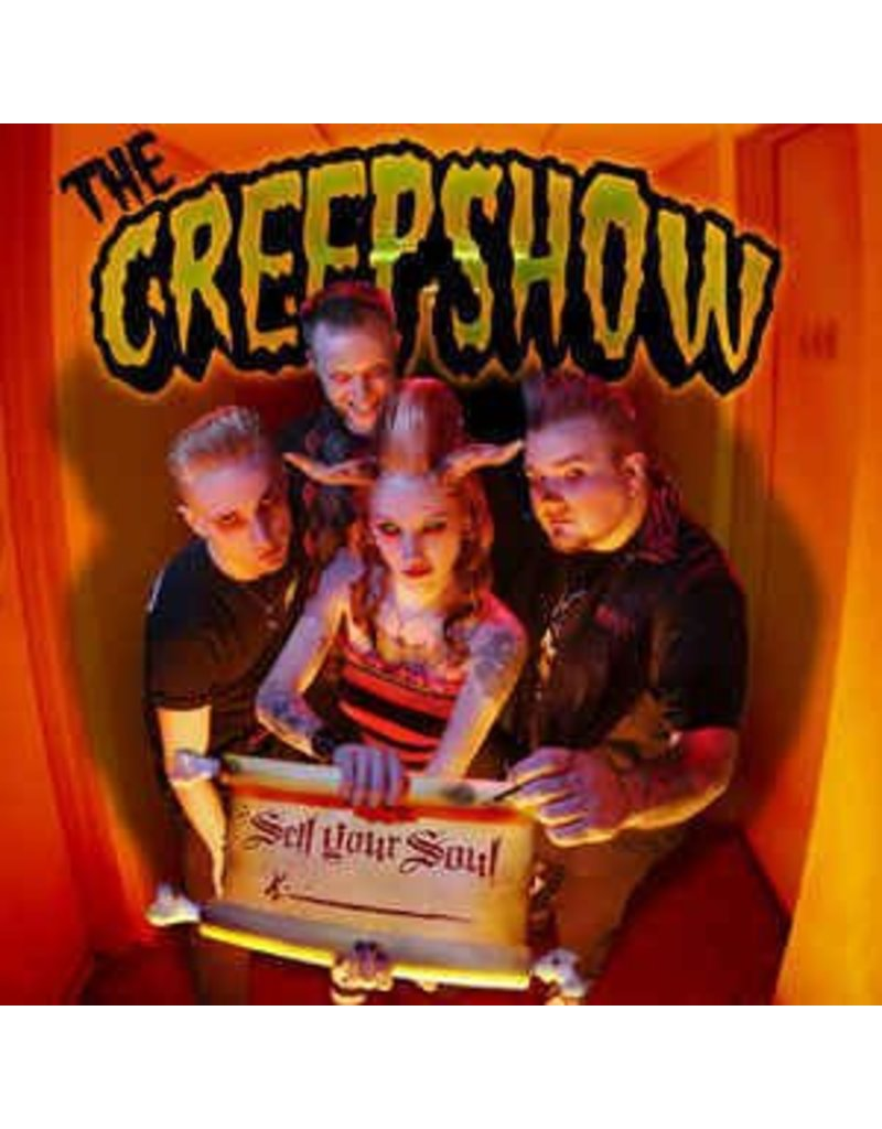 (LP) Creepshow - Sell Your Soul