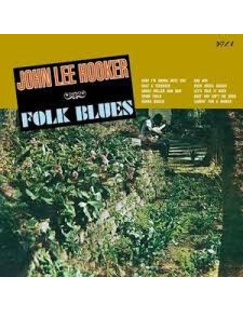 (LP) John Lee Hooker - Folk Blues