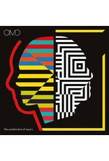 (LP) Orchestral Manoeuvres In The Dark - The Punishment of Luxury (DIS)