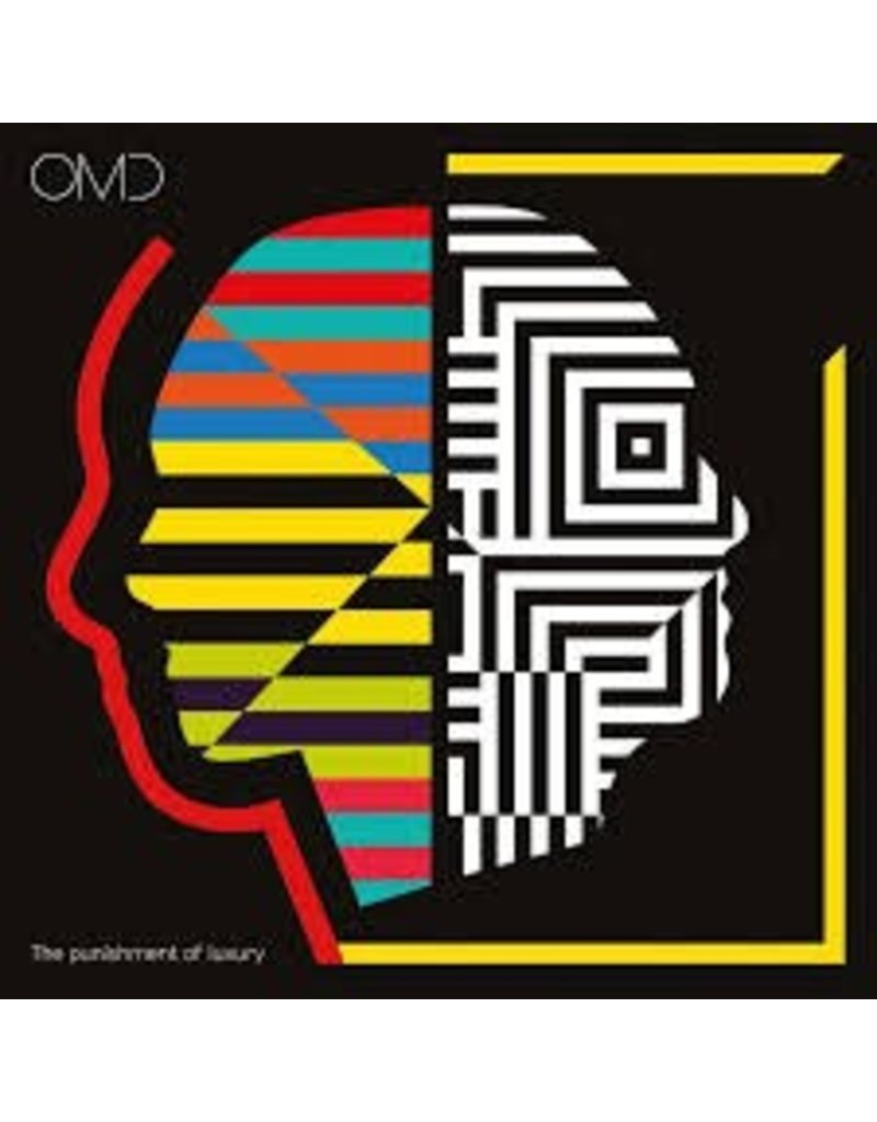 (CD) Orchestral Manoeuvres In The Dark - The Punishment of Luxury (CD+DVD)