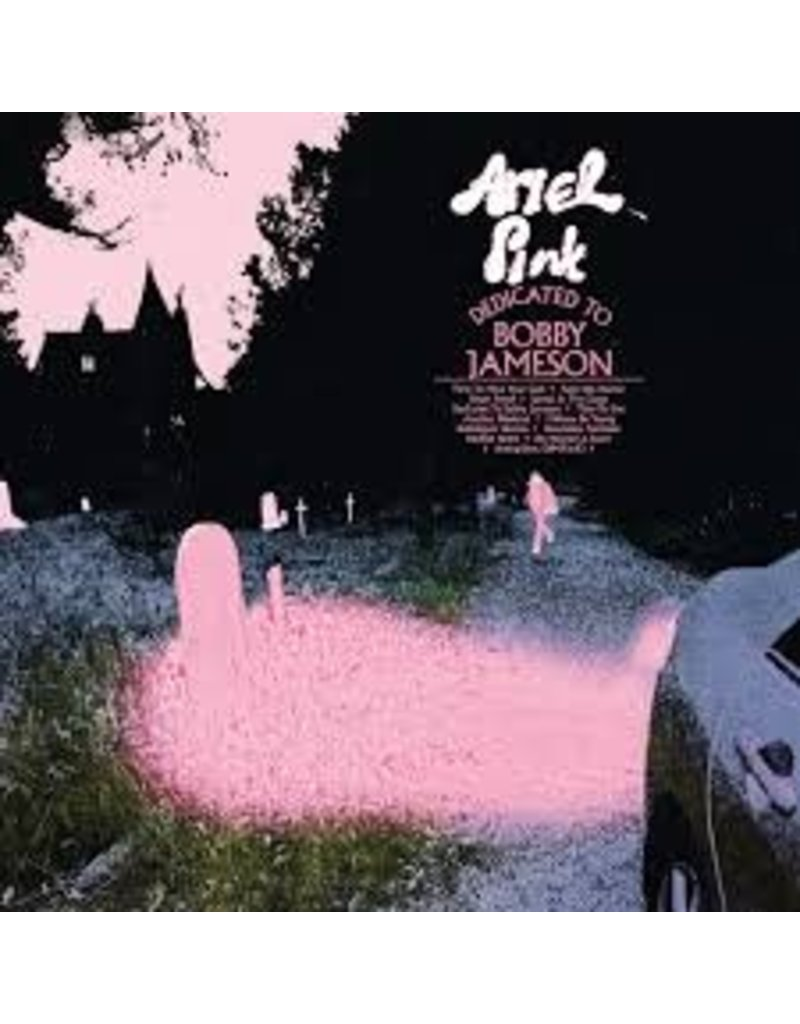 (LP) Ariel Pink - Dedicated To Bobby Jameson (reg) (DIS)