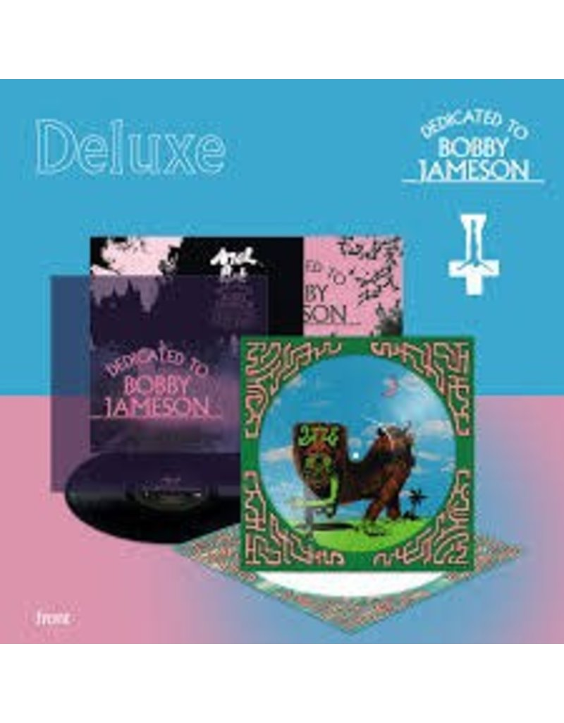 (LP) Ariel Pink - Dedicated To Bobby Jameson (LP+Picdisc/Deluxe edition)