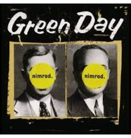 (LP) Green Day - Nimrod (20th Ann/2017) (DIS)