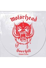 (LP) Motorhead - Overkill EP (ltd white vinyl)