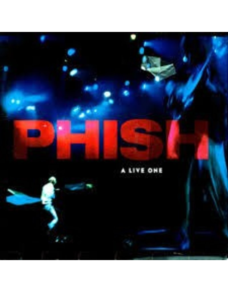 (LP) Phish - A Live One (4LP box)