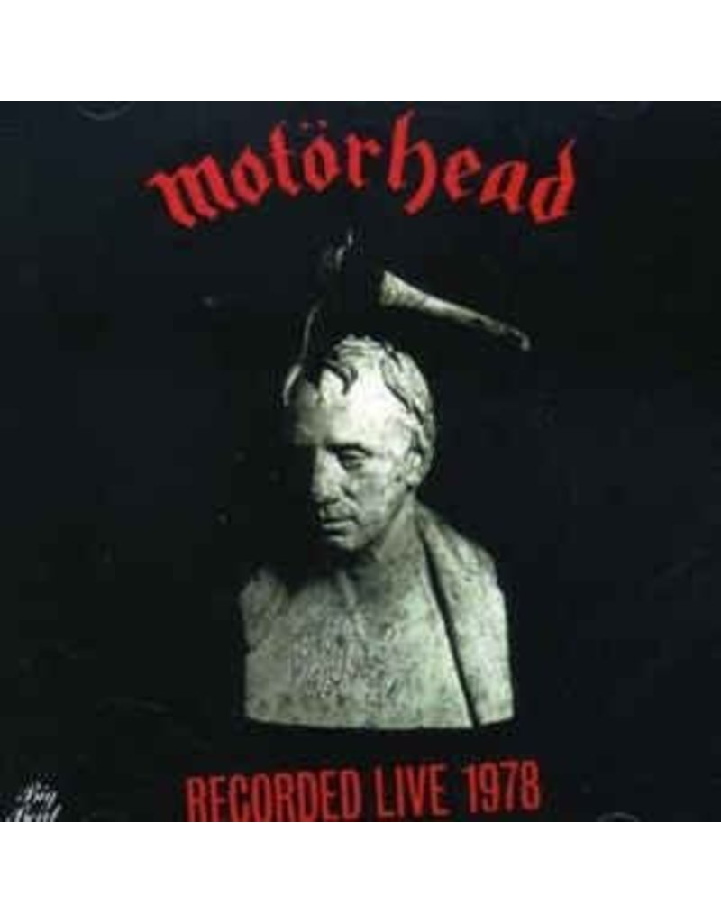 (LP) Motorhead - What's Words Worth (recorded live 1978) (DIS)