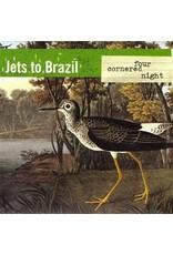 (LP) Jets To Brazil - Four Cornered Night (2LP/colour vinyl/indie shop only)