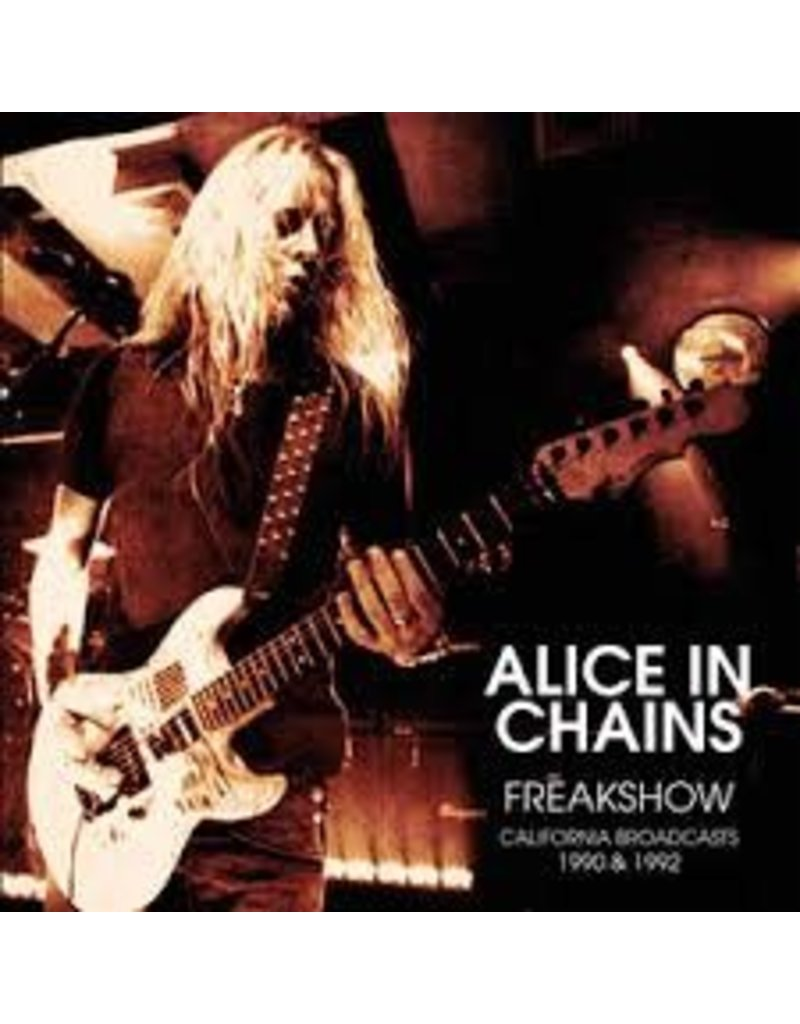 (LP) Alice In Chains -  Freakshow (2LP)