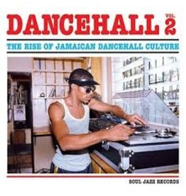 (LP) Various - Dancehall: The Rise Of Jamaica