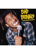 (LP) Bad Brains - San Francisco Broadcast: 10/20