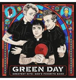 (LP) Green Day - Greatest Hits: God's Favorite