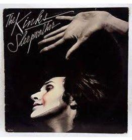 (LP) Kinks - Sleepwalker (180g/Colored/Ltd)