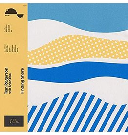 (LP) Tom Rogerson With Brian Eno - Finding Shores (Coloured)