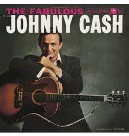 (LP) Johnny Cash - Fabulous  (Wax Time)