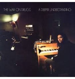 War On Drugs /A Deeper Understanding (2LP/coke bottle clear/indie exclusive)