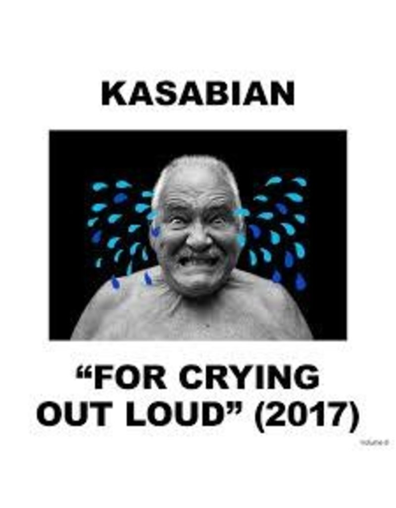 (LP) Kasabian - For Crying Out Loud (2017)