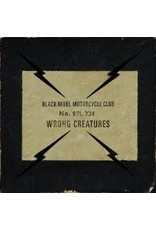 (LP) Black Rebel Motorcycle Club  - Wrong Creatures (2LP/gatefold)