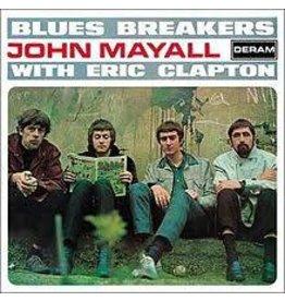 (LP) John Mayall & The Blues Breaker - Blues Breakers With Eric Clapton (DIS)