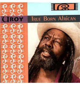 (LP) U-Roy - True Born African