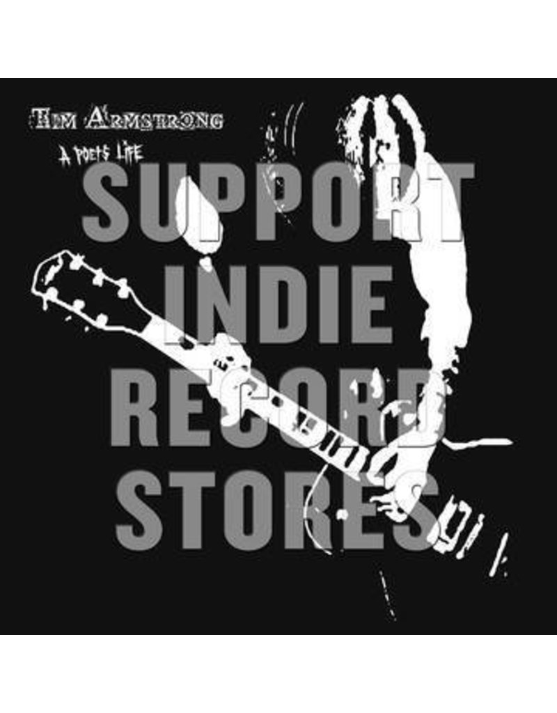 (LP) Tim Armstrong - A Poet's Life (Blk Vinyl)