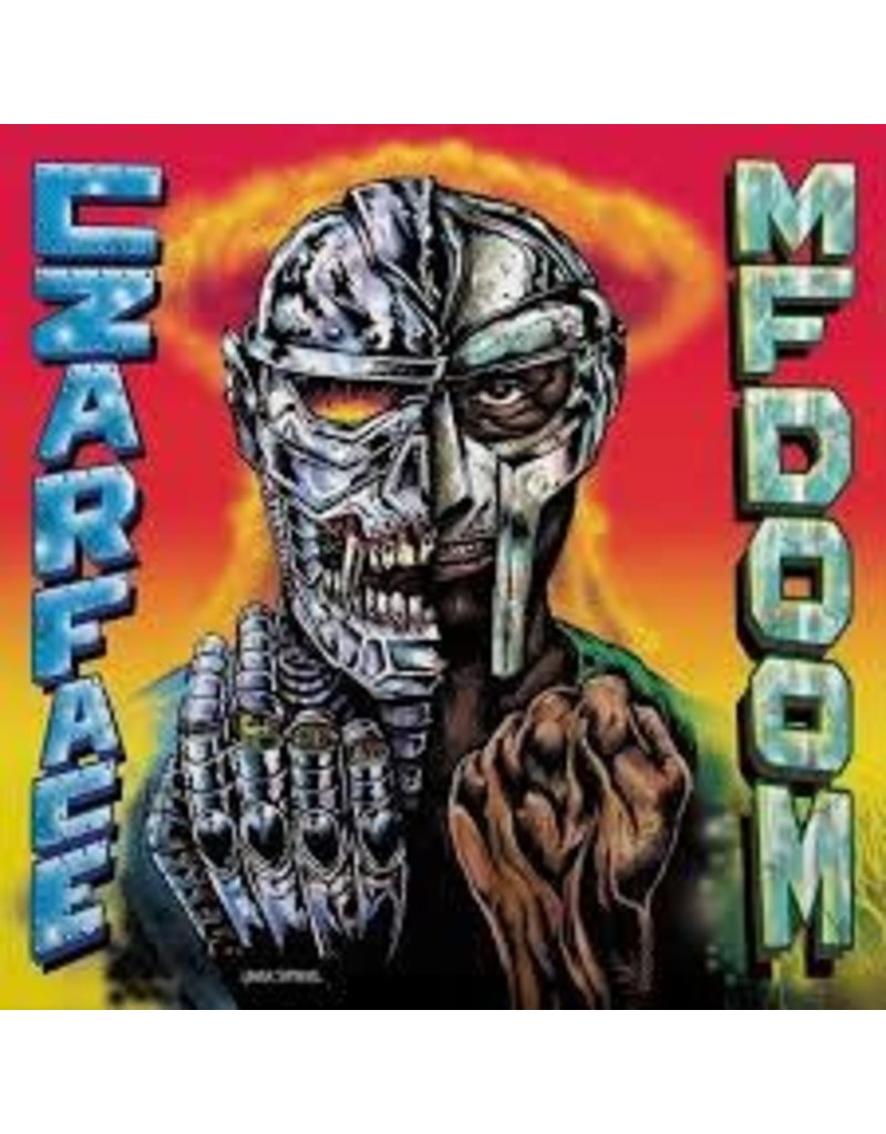 (LP) Czarface & MF Doom - Czarface Meets Metal Face