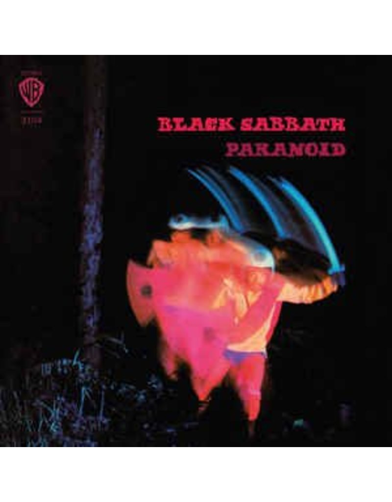 (LP) Black Sabbath - Paranoid (DIS)