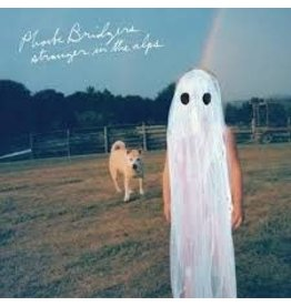 (LP) Phoebe Bridgers - Stranger in the Alps (Standard Black)